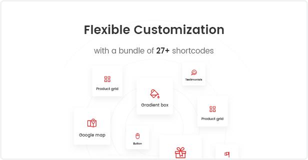 Fashion WooCommerce WordPress Theme - Flexible Customization