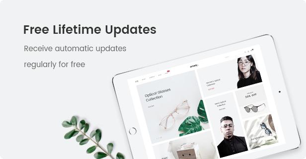 Fashion WooCommerce WordPress Theme - Free Lifetime Update