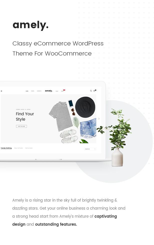 ファッションWooCommerceWordPressテーマ-上品なeコマースWordPressテーマ