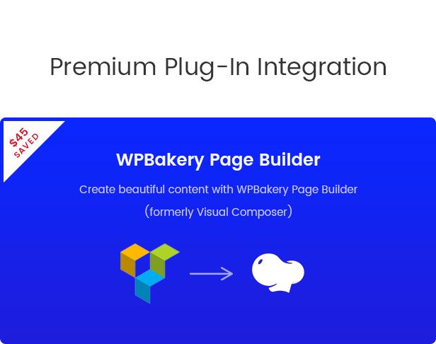 Fashion WooCommerce WordPress Theme - Premium Plugin integration