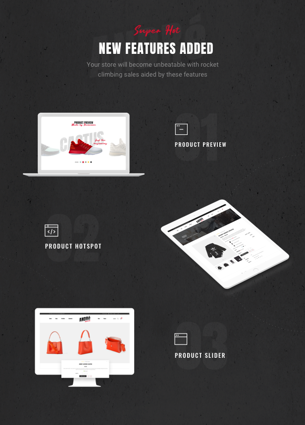 Andre - Street Style Sports & Gym WooCommerce Theme - 10