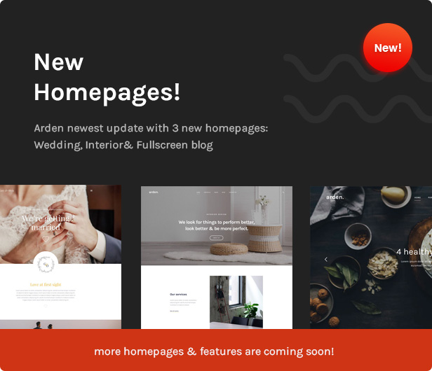 Agency Business Corporation WordPress Theme - New Homepages