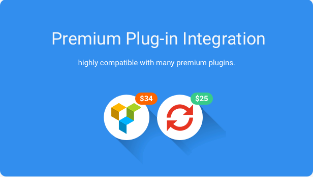 Startup WordPress Theme - Premium Plugins Bundled