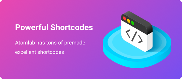 Startup WordPress Theme - Powerful Shortcodes