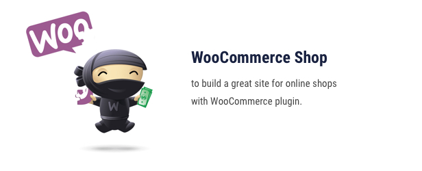 Building Company WordPress Theme - WooCommerce Shop