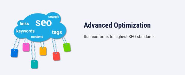 Building Company WordPress Theme - Advanced Optimization