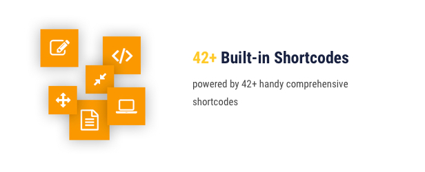 Building Company WordPress Theme - 42+ Built-in Shortcodes