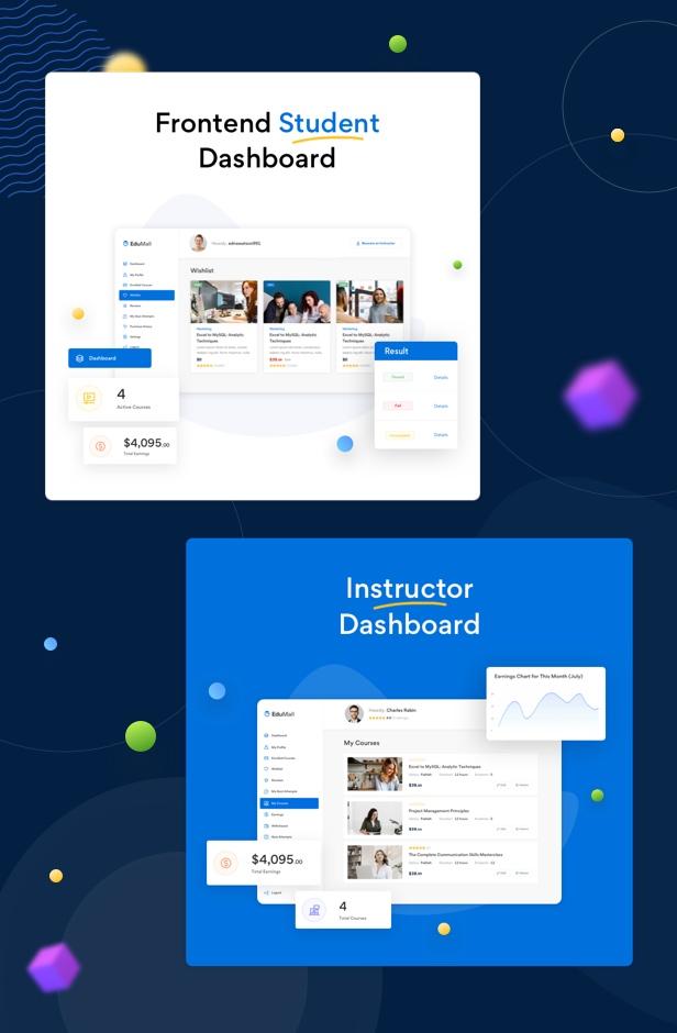 Edumall - Professional Education WordPress Theme - 15