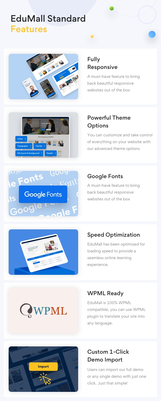 Edumall - Professional Education WordPress Theme - 19