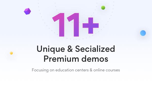 EduMall - Professional LMS Education Center WordPress Theme - 15