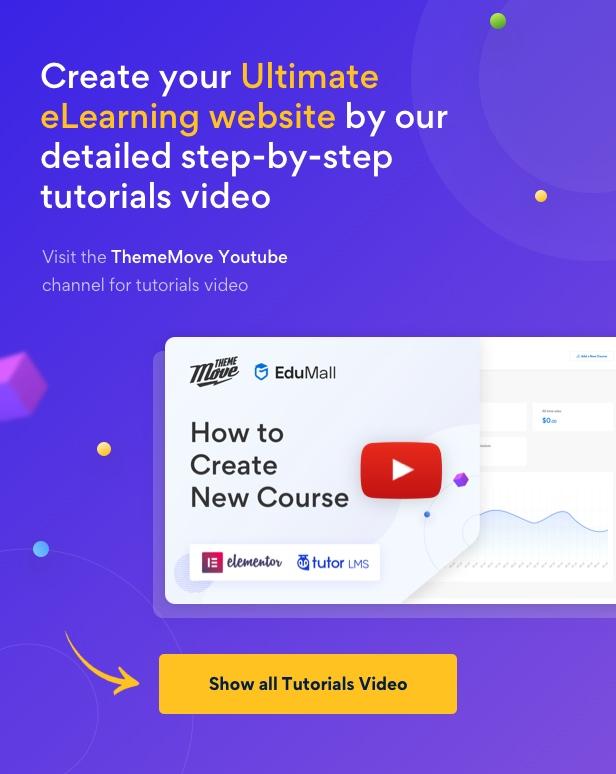 EduMall - Professional LMS Education Center WordPress Theme - 28