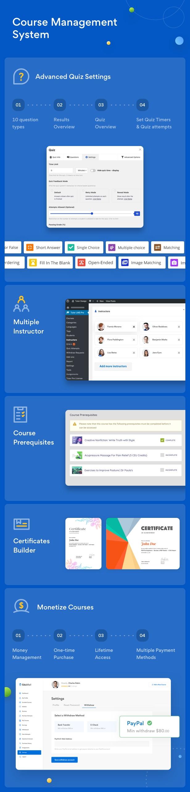Edumall - Professional Education WordPress Theme - 12