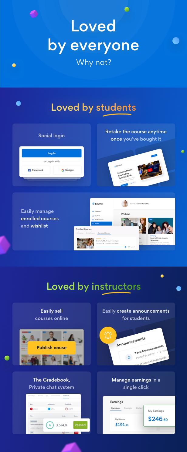 EduMall - Professional LMS Education Center WordPress Theme - 43