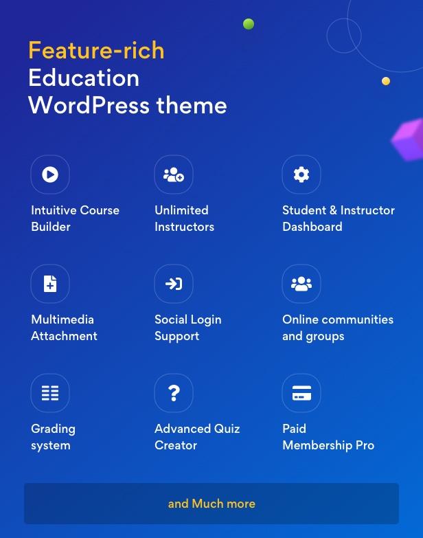 EduMall - Professional LMS Education Center WordPress Theme - 41