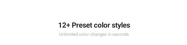 Tema WordPres Finance & Keuangan Bisnis - 12+ warna yang telah ditentukan