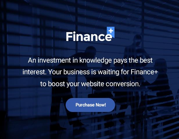 WordPres Finance & Tema Bisnis Keuangan - Beli Sekarang