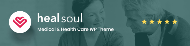 Healsoul - Medical Care, Home Healthcare Service WordPress Theme - 9