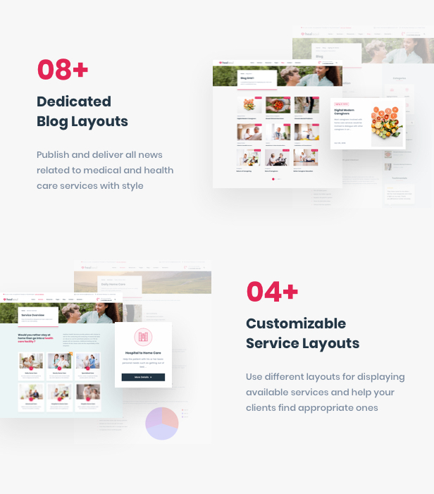 Healsoul - Medical Care, Home Healthcare Service WordPress Theme - 12
