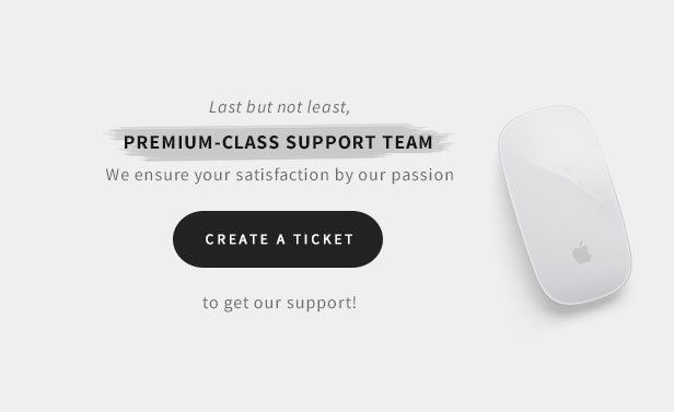 Minimal Creative Black and White WordPress Theme - Get Elite Author support for black and white theme