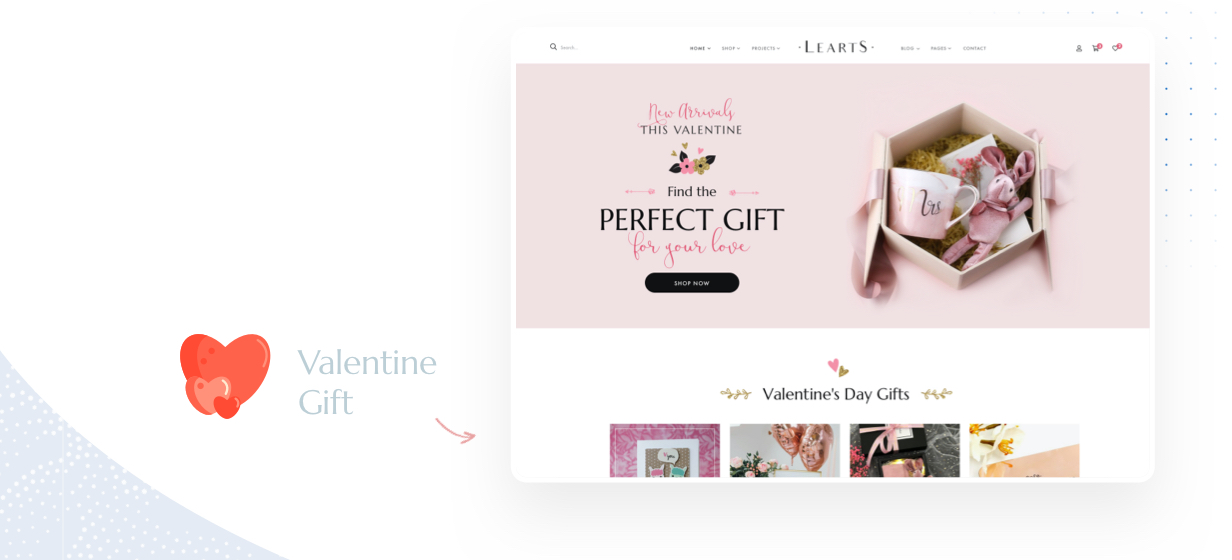 LeArts - Handmade Shop WooCommerce WordPress Theme - 5