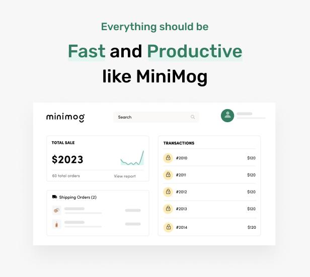 Minimog - The Next Generation Shopify Theme - 23