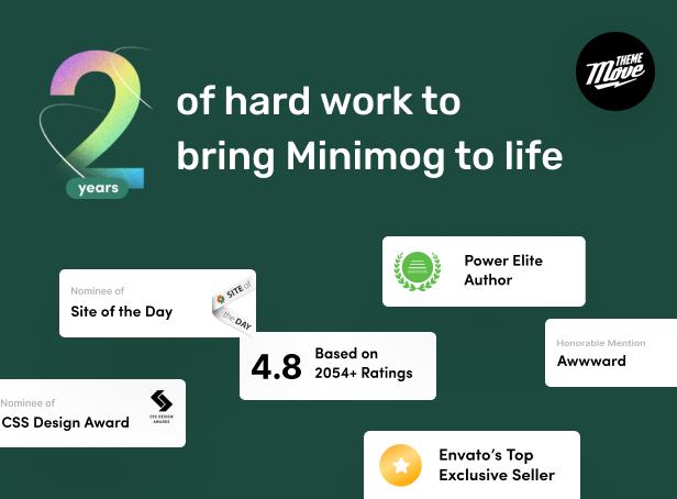 Minimog - The Next Generation Shopify Theme - 32