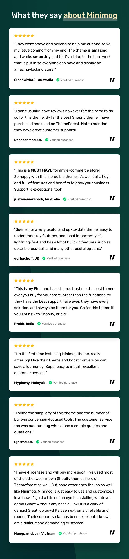 Minimog - The Next Generation Shopify Theme - 15