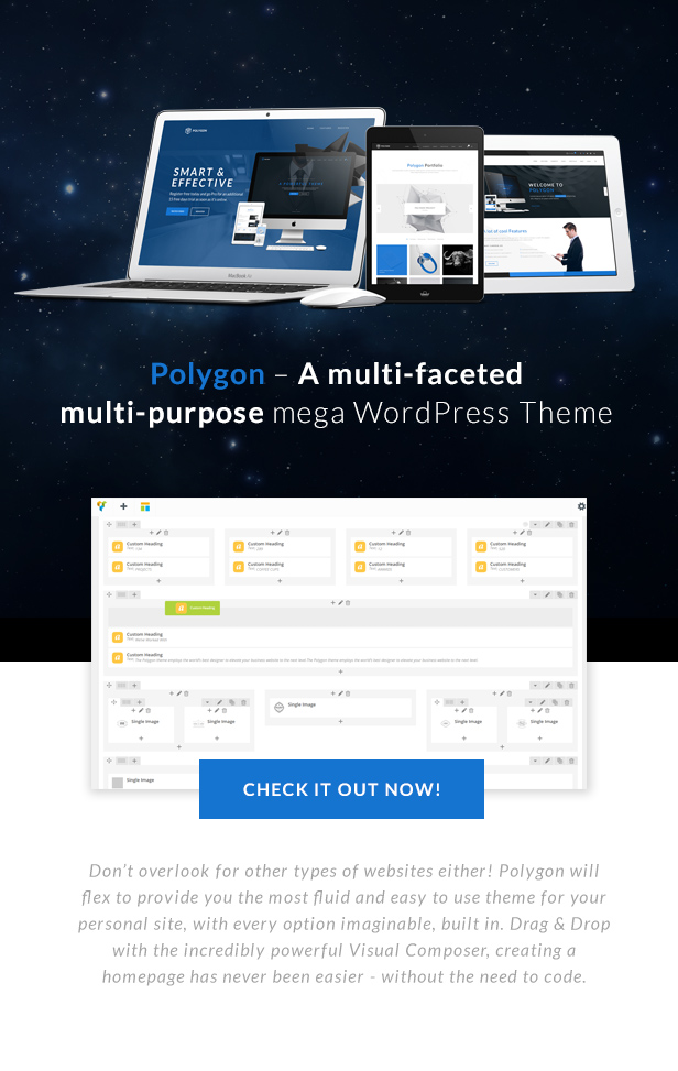 Polygon - A Powerful Multipurpose WP Theme - 7