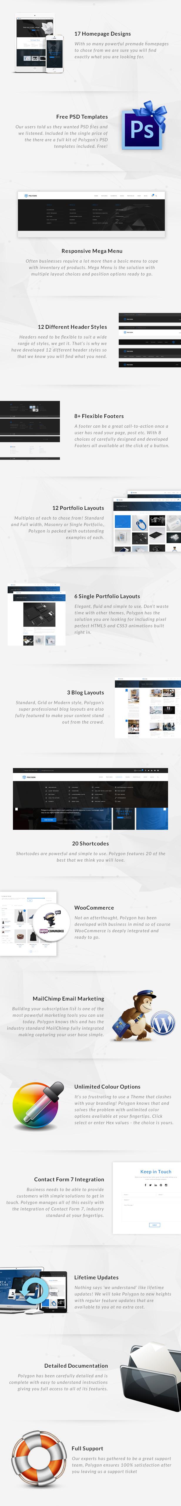 Business Corporation WordPress Theme - Premium theme