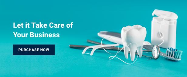 SmilePure - Dental & Medical Care WordPress Theme - 13