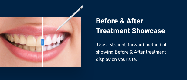 SmilePure - Dental & Medical Care WordPress Theme - 8