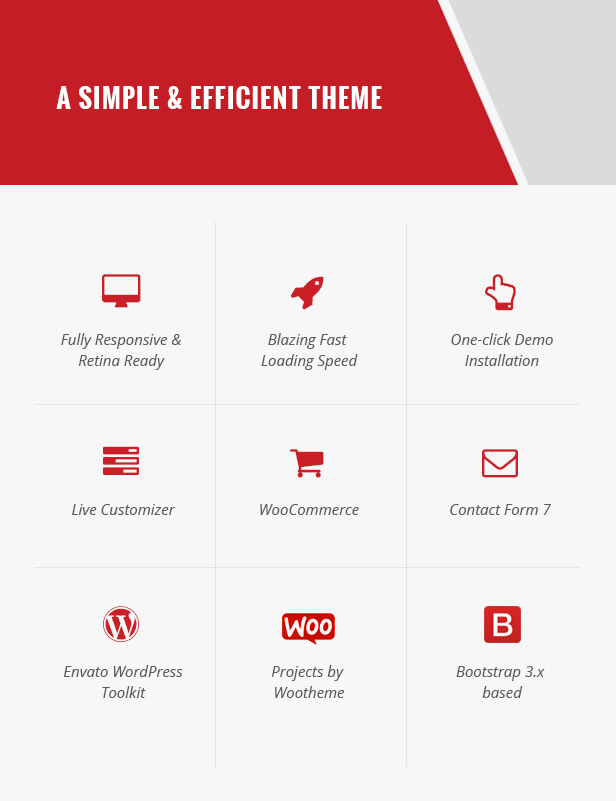 Logistic & Warehouse WordPress Theme - Transport Download