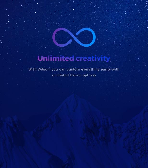 Corporation WordPress Theme - Unlimited Creativity